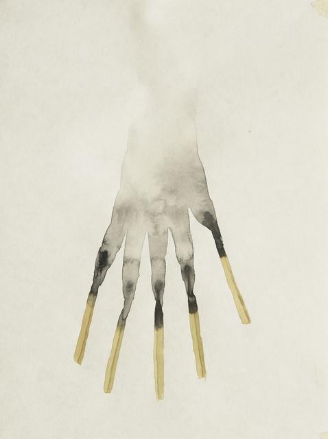 , 'Manos fósforos,' 2007, Ruth Benzacar Galería de Arte