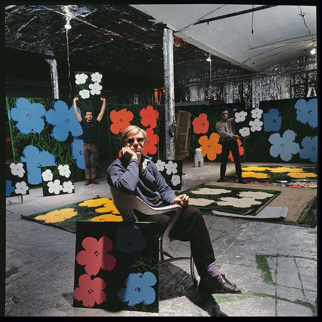 , 'Andy Warhol, Gerard Malanga, Philip Fagan,New York,' 1964, Lia Rumma