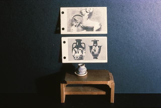 , 'Greek Vase/ Pot/ Table,' 1978, Wilkinson
