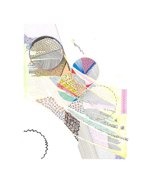 , 'explosions #2,' 2017-2018, Burnet Fine Art & Advisory