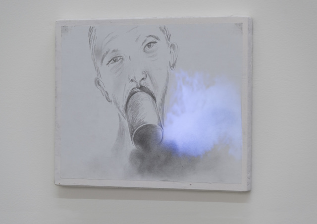 , 'Exhausted Drawing (Paul),' 2015, carlier | gebauer