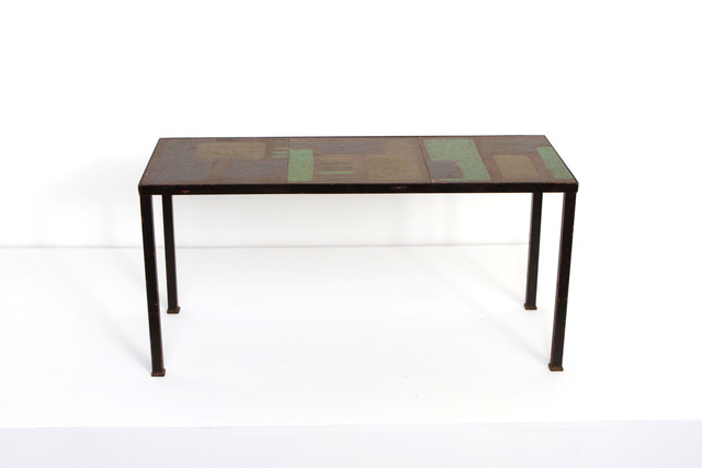 , 'Ceramic coffee table,' ca. 1950, Magen H Gallery