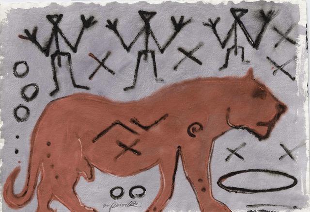 , 'Ohne Titel,' 1991, Suzanne Tarasieve