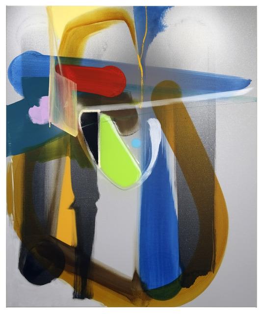 , 'UNTITLED (GREY),' 2015, KOLLY GALLERY