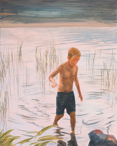 , 'Childhood 2,' 2017, Galerie Frey