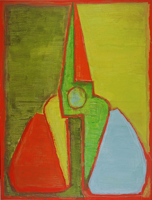 , 'Upright Red-green Scissors ,' 2008, Tang Contemporary Art