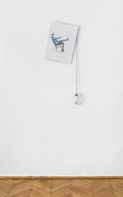 Oskar Dawicki, 'Balance Practice', 2018, Raster