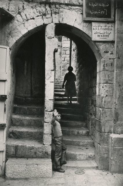 André Kertész, 'Israel, Jerusalem and Bethlehem', 1980 / 1980, Contemporary Works/Vintage Works
