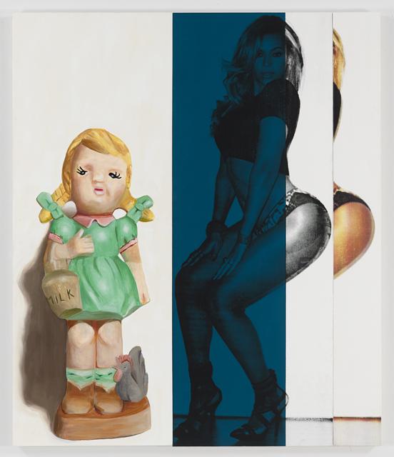 , 'Milk,' 2014, Vilma Gold
