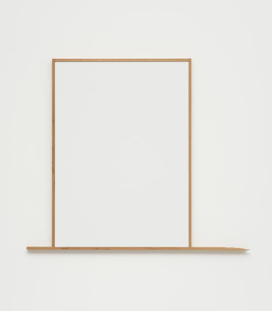 , 'Relief n. 9,' 2017, Casa Triângulo
