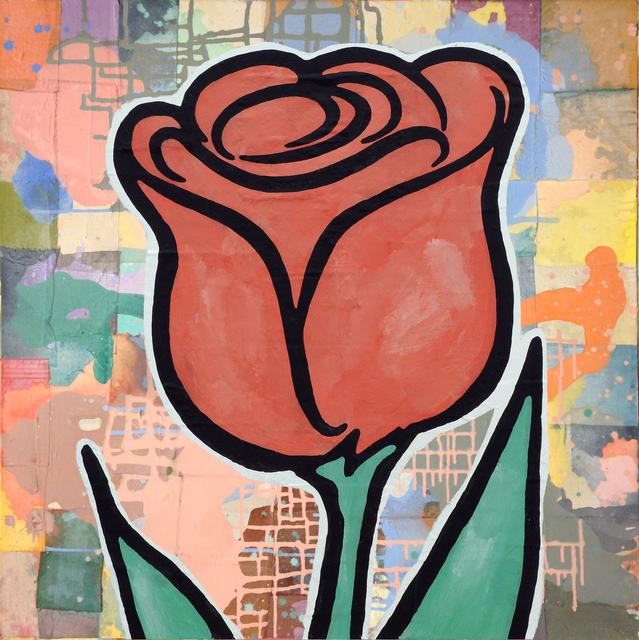 , 'Red Tulip,' 2015, MARUANI MERCIER GALLERY