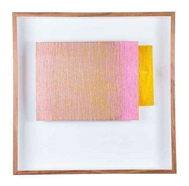 , 'pinkyello,' 2018, Dyman Gallery