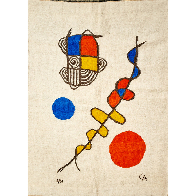 Royal Lesotho Tapestry Weavers, 'Wall-Hanging Tapestry, Africa', 1970s, Rago/Wright
