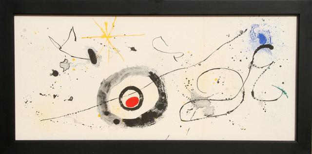 Joan Miró, 'Untitled from Derrière le Miroir', 1961, RoGallery