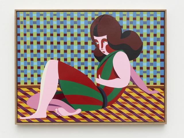 , 'Untitled (III),' 2015, Galleri Nicolai Wallner