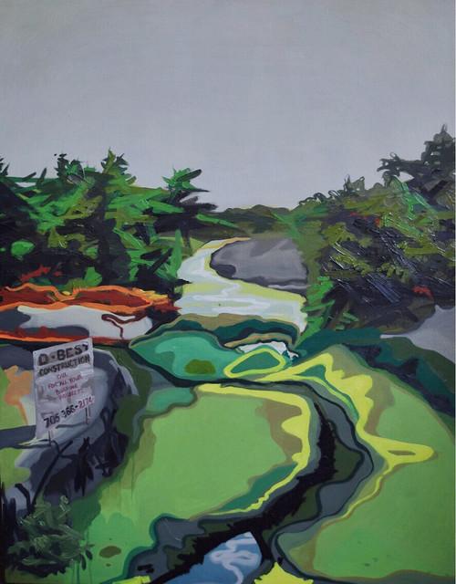 , 'Roadside Attraction,' 2017, Bau-Xi Gallery