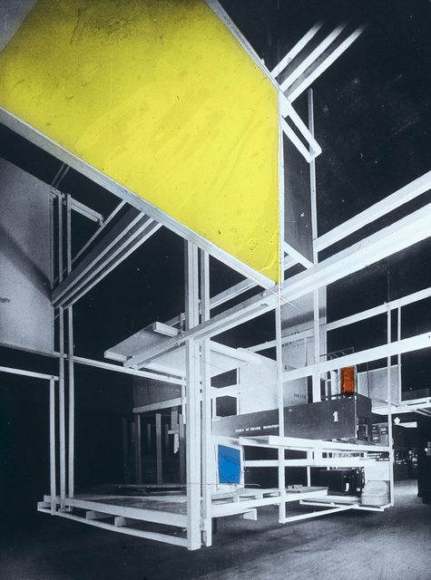 , 'Frederick Kiesler, Raumstadt [City in Space], 1925, Exposition internationale des Arts décoratifs et industriels modernes, Paris,' , MAK – Austrian Museum of Applied Arts / Contemporary Art