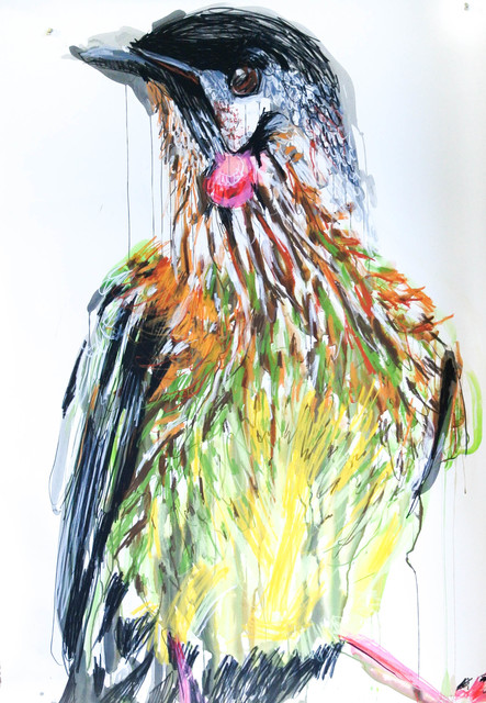 , 'Wattle Bird,' 2015, .M Contemporary