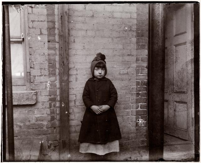 ", '""I SCRUBS,"" LITTLE KATIE,' 1891, Kunstforeningen GL STRAND"