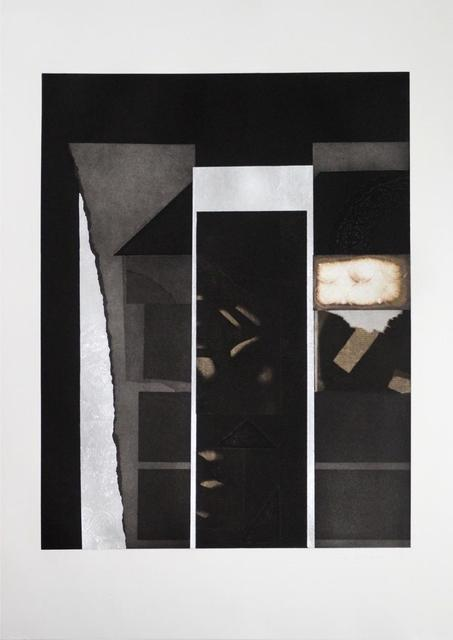Louise Nevelson, 'Untitled from 'Aquatints portfolio'', 1973, Kunzt Gallery