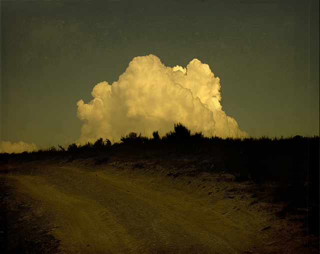 , 'Cloud/Road ,' 2008, David Lusk Gallery