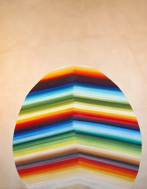 , 'The Egg,' 2013, Muriel Guépin Gallery