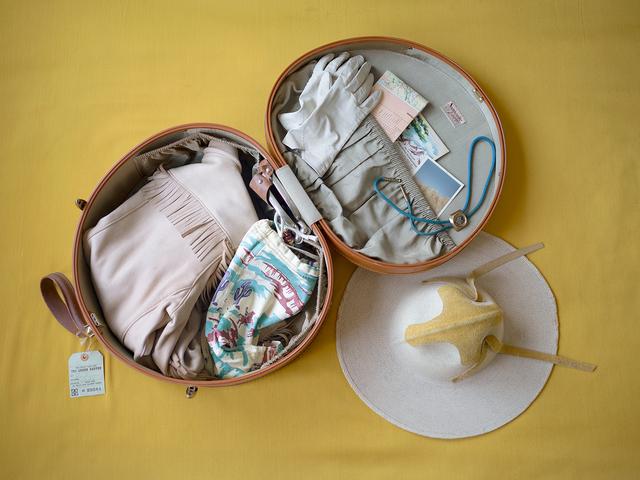 Anja Niemi, 'The Untraveled Suitcase', 2018, Photography, Chromogenic Print, Galerie XII