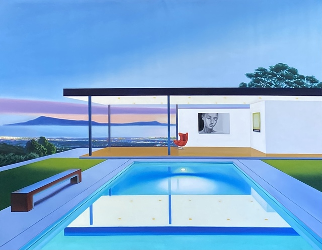 James Shilaimon, 'Sweet Dreams ', 2021, Painting, Acrylic on canvas, Avran Fine Art