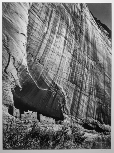 Ansel Adams, 'White House Ruin, Canyon de Chelly National Monument, Arizona', ca. 1942, Photography West Gallery