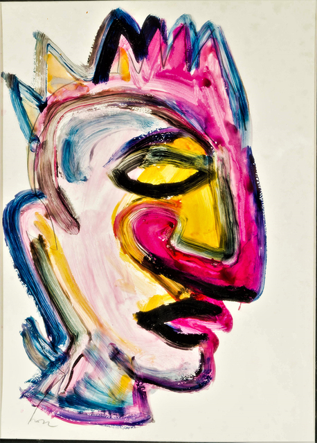 , 'Untitled,' 1976-1979, 11 [HellHeaven]