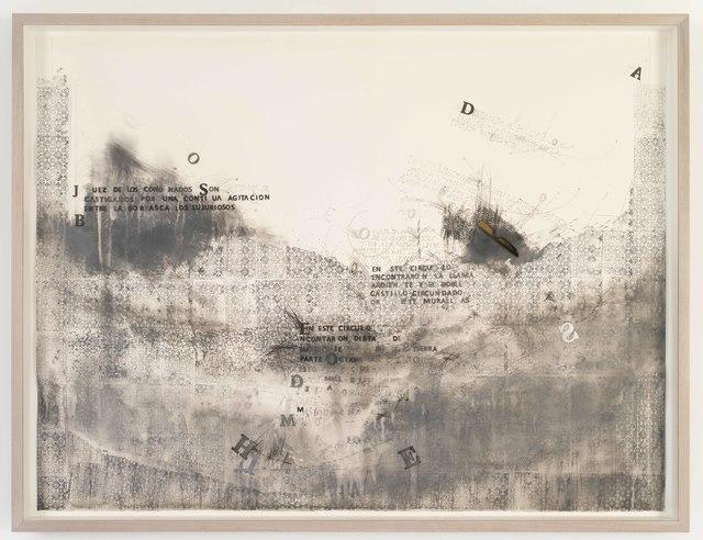 , 'Inclosure,' 2016, Galerie Nathalie Obadia