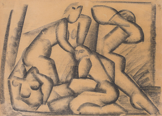 Hans Burkhardt, 'Untitled', 1939, Rosenberg & Co.