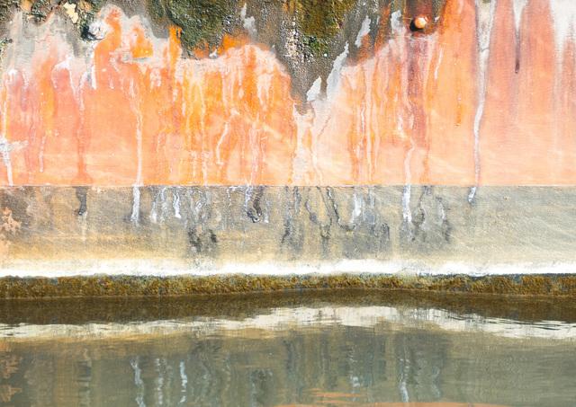 , 'Copps Island Oysters/ Orange,' 2018, Dab Art