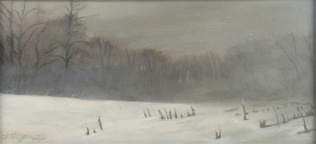 Judy Reynolds, 'Foggy Wood', ca. 2016, Carrie Haddad Gallery