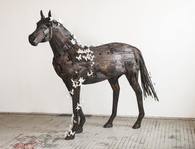 , 'Pegasus,' 2016, Tayloe Piggott Gallery