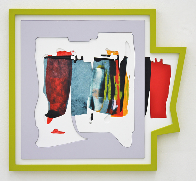 , 'Paint Container 11,' 2015, Galerie Richard