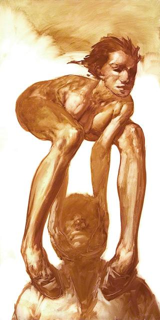 , 'Chiropractic,' 1999, IX Gallery