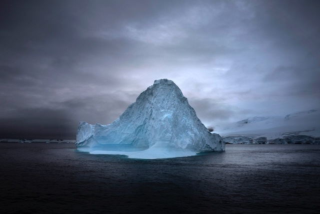 , 'Antarctica, S. Pole, 7,' 2017, Spotte Art