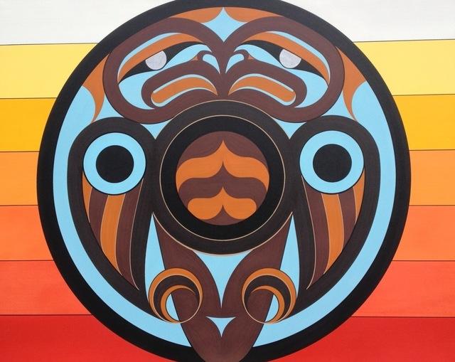 , 'Brown Eagle of the Sun,' 2013, Neubacher Shor Contemporary