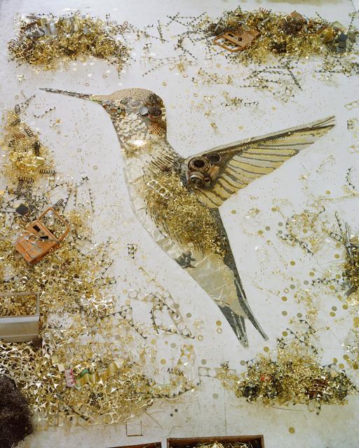 , 'Hummingbird (Scrap Metal),' 2012, Ben Brown Fine Arts