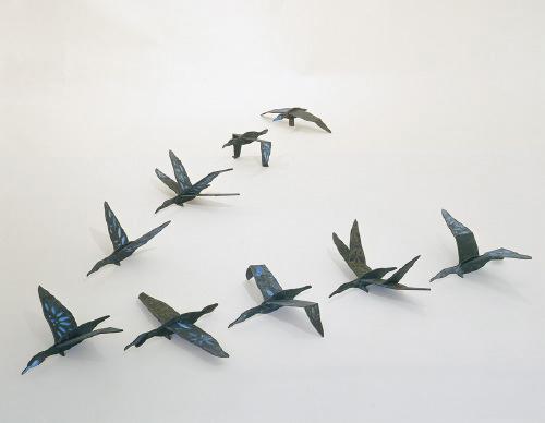 , 'Brandts Cormorant, Open Ocean,' 2006, Galerie Nikolaus Ruzicska