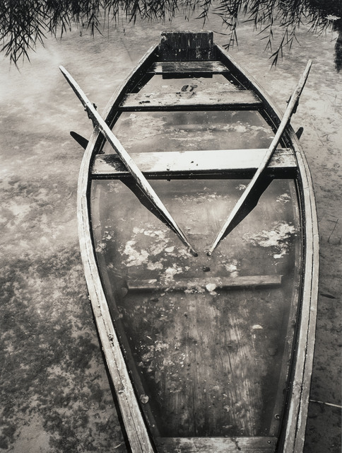 , 'Boat,' 2007, The Ansel Adams Gallery