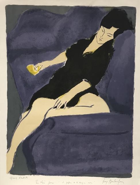 Pierre Boncompain, 'Le parfum de la dame en noir', ca. 1982, Artioli Findlay