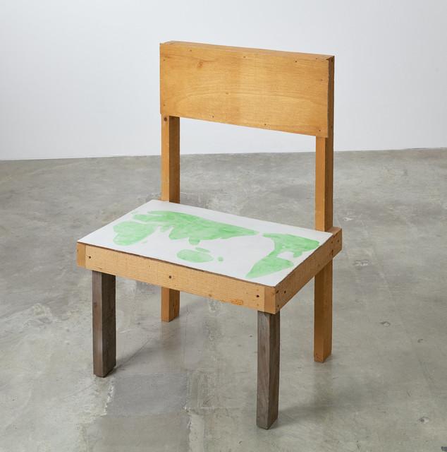 , 'World Chair,' 2001, Tina Kim Gallery