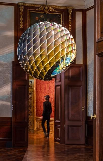 , 'New Berlin Sphere,' 2009, Belvedere Museum
