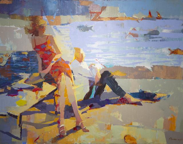 Michael Steirnagle, 'Just Beachy', 2019, CODA Gallery