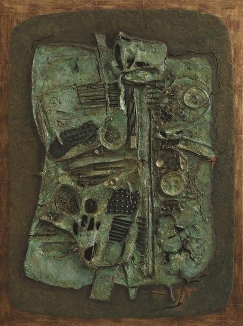 , 'Abstract Composition,' 1970, Art Agenda, S.E.A.