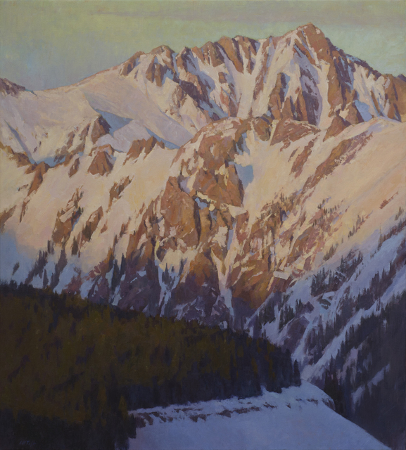 , 'Across the Vail,' 2017, Vail International Gallery