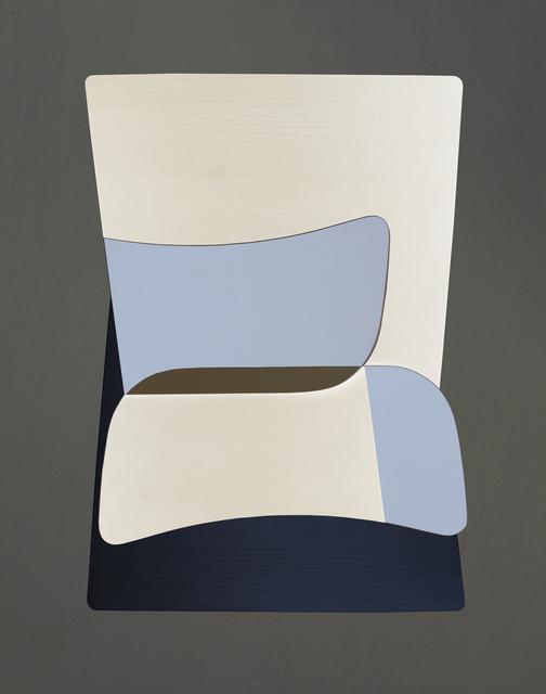 , 'Contreformes No. 3,' 2017, De Soto Gallery