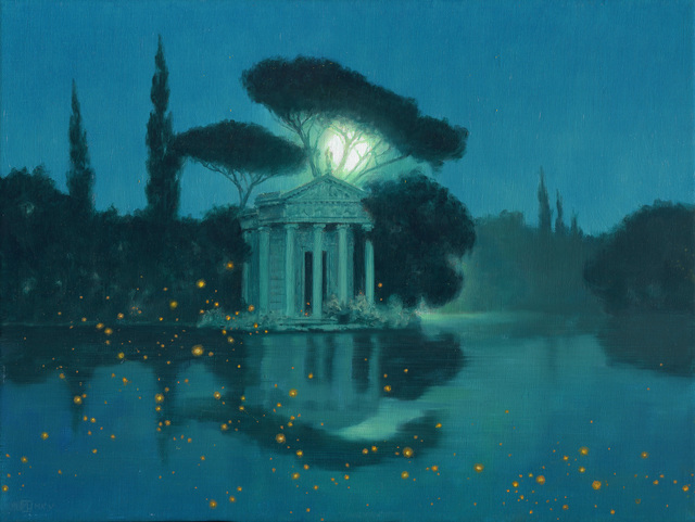 , 'Fireflies,' 2015, Abend Gallery